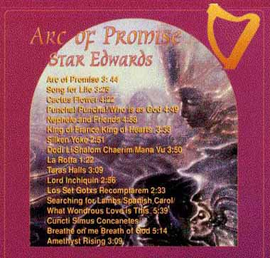 Arc of Promise back cover